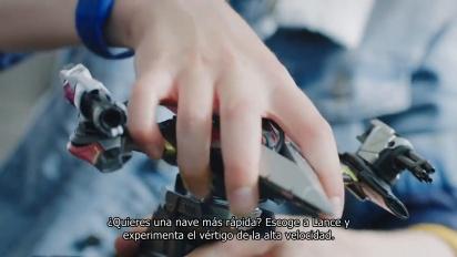 Starlink: Battle for Atlas - Tráiler español Cómo Funciona