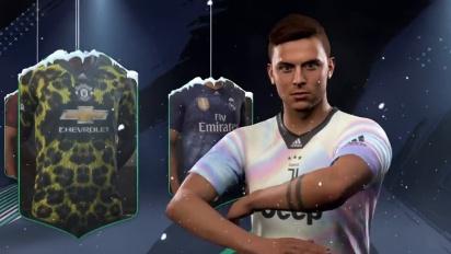 FIFA 19 - FIFA Ultimate Team Futmas Trailer