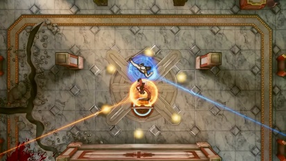 God's Trigger - Special Abilities Trailer