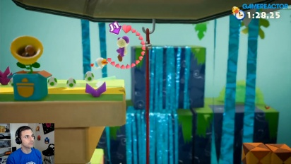 Yoshi's Crafted World - Replay del livestream avanzado