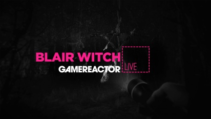 Blair Witch - Replay del Livestream