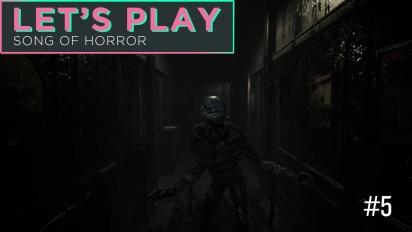 Let's Play Song of Horror - Parte 5 - Inicio del Episodio 2