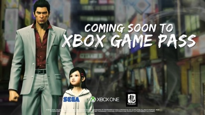 Yakuza Kiwami - Xbox Game Pass Announcement Trailer