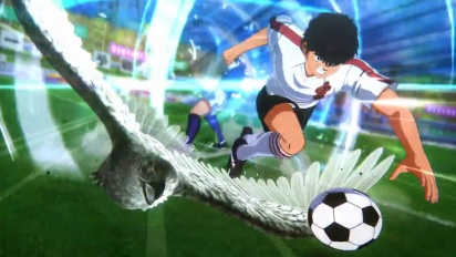 Captain Tsubasa: Rise of New Champions - Gameplay Trailer