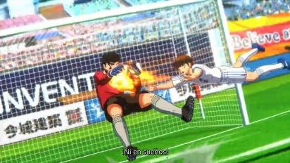Captain Tsubasa: Rise of New Champions - Tráiler de la historia extendido en español