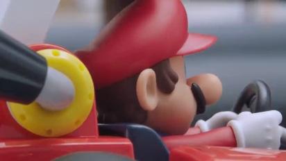 Mario Kart Live: Home Circuit - Tráiler de lanzamiento