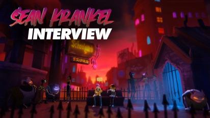 Sean Krankel - Entrevista en Fun & Serious 2020