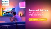 Philips Hue - Surround Lighting Setup (Patrocinado)