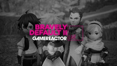 Bravely Default II - Replay del Livestream