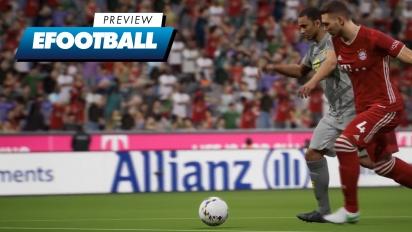eFootball 2022 - Preview en vídeo