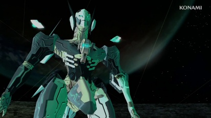 Zone of the Enders HD Collection - Anubis Z.O.E. Reboot Trailer