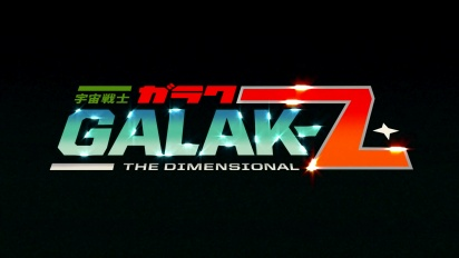 Galak-Z: The Dimensional - E3 Trailer