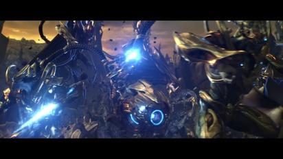 Starcraft II: Legacy of the Void - Intro cinematográfica en español