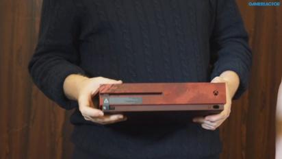 Vídeo impresiones - Xbox One S edición limitada Gears of War 4