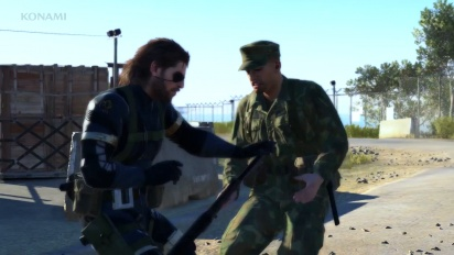 Metal Gear Solid V: The Definitive Collection - Launch Trailer
