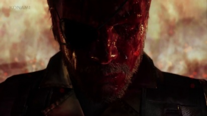 Metal Gear Solid V: The Definitive Experience - Launch Trailer