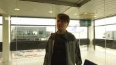 PAX 2017 - GRTV en el aeropuerto