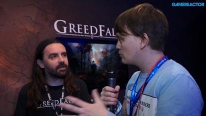 Greedfall - Entrevista a Marie-Cécile Jacq y Sébastien Di Ruzza I