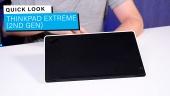 El Vistazo - Lenovo ThinkPad X1 Carbon Extreme (Gen 2)