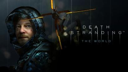 Death Stranding - El Mundo (Patrocinado #4)