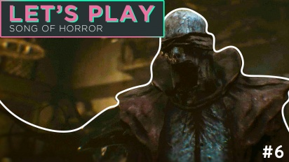 Let's Play Song of Horror - Parte 6 - Avanzando por el Episodio 2