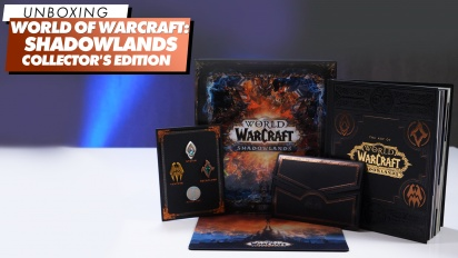 World of Warcraft: Shadowlands - Unboxing de la Edición Coleccionista