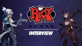 Marc Merrill - Entrevista Fun & Serious 2020