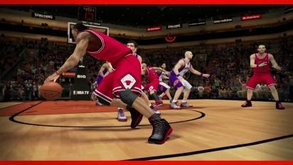 NBA 2K13 para Wii U - tráiler de lanzamiento español
