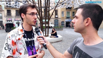 Nihilumbra - entrevista a Kevin Cerdà en Gamelab 2014