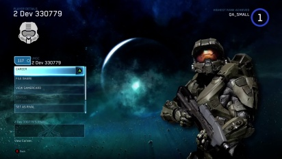 Halo: The Master Chief Collection - Campaign Leaderboard Reveal Trailer