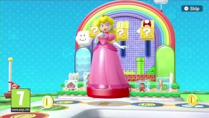 Mario Party 10 - Amiibo TV Ad