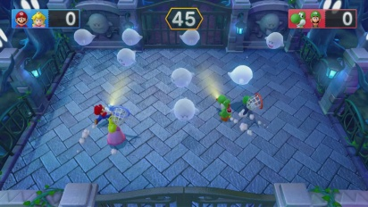 Mario Party 10 - Minijuego Boos Ricachones