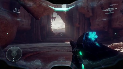 Halo 5: Guardians - Single Player Campaign Gameplay Trailer