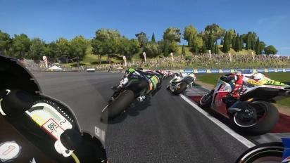 MotoGP 16 - Valentino Rossi: Tráiler del Mundo MotoGP