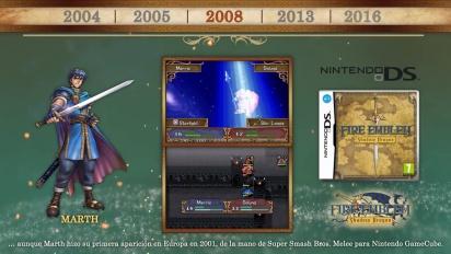 Fire Emblem Fates - Historia de la serie