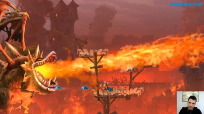 Rayman Legends para PS4 - Replay del livestream
