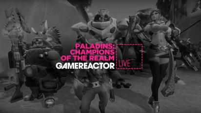 Paladins - Replay del Livestream versión de lanzamiento