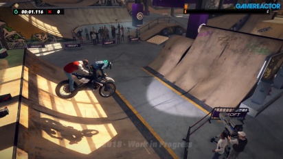 Trials Rising - Gameplay en Tandem