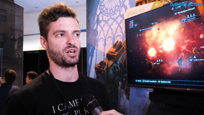 Warhammer 40,000: Inquisitor - Martyr - Entrevista a Gergely Vas