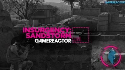 Insurgency: Sandstorm - Replay del Livestream
