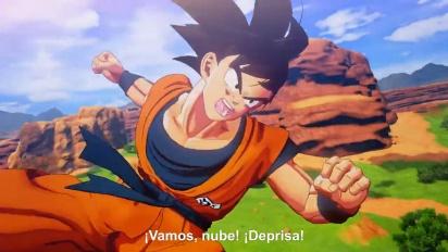 Dragon Ball Z: Kakarot - Tráiler E3 2019 en Español