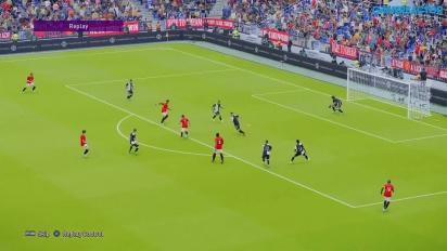 eFootball PES 2020 - Gamesplay Master League: Man. United vs. Juventus