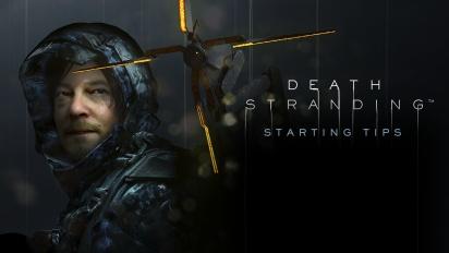 Death Stranding - Consejos para Empezar a Jugar