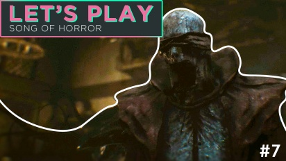 Let's Play Song of Horror - Parte 7 - Fin del Episodio 2