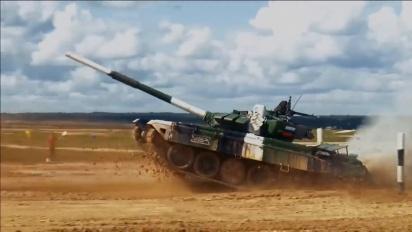 War Thunder - Tank Biathlon Trailer