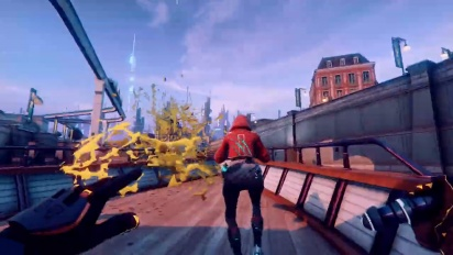 Hyper Scape - Season 3 Gameplay Trailer