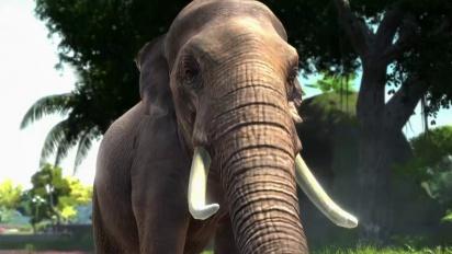 Zoo Tycoon - From Nostalgia to Next-Gen Trailer
