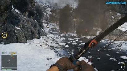 Far Cry 4: Gameplay de El Valle de los Yetis
