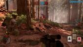 Star Wars Battlefront - Gameplay Punto de Inflexión en Supervivientes de Endor