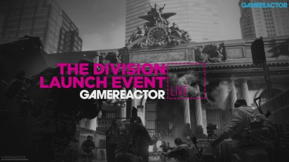 The Division Launch Event - Livestream Replay Part 1